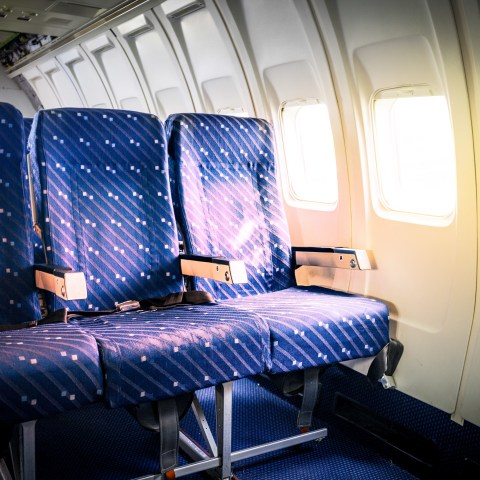 Airlines with the widest and narrowest seats in coach