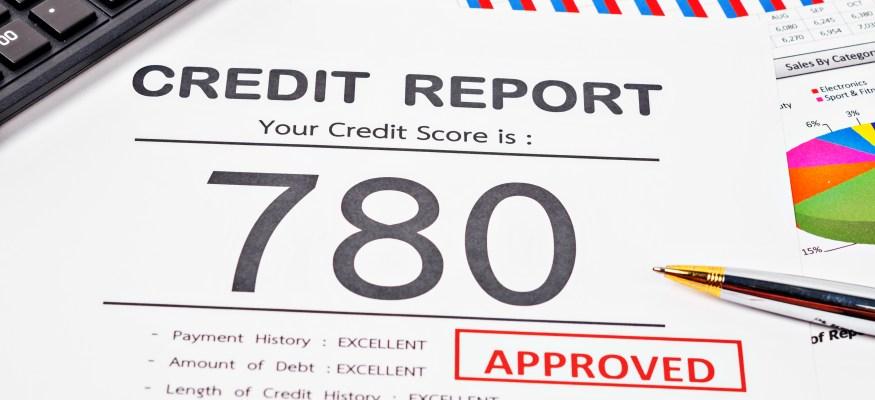 soft pull vs. hard pull credit report