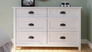 Wayfair.com white dresser furniture