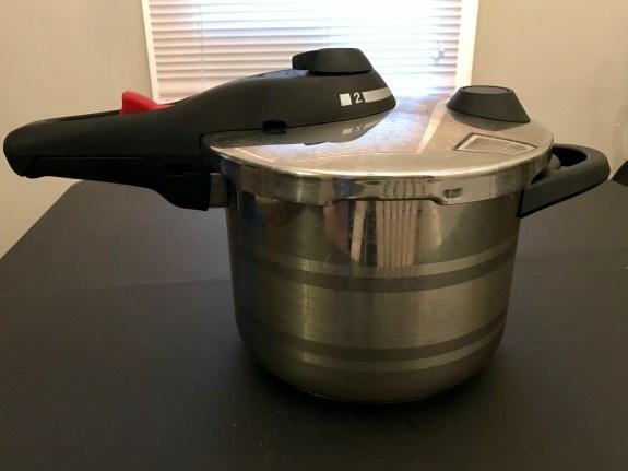 aldi pressure cooker