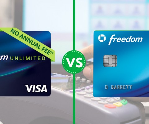 Chase Freedom® vs Freedom Unlimited®: Which is the better credit card?
