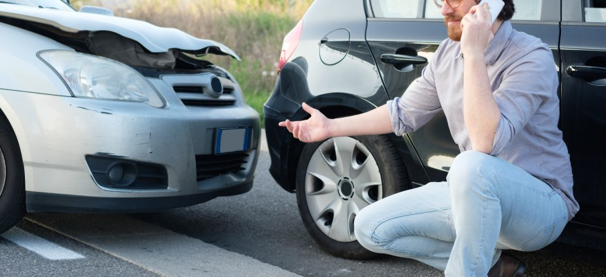 In an accident? What to do when your car is totaled