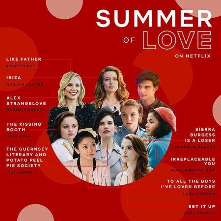 netflix summer of love