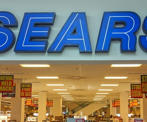 Retail alert: Sears files for bankruptcy and will close 142 stores