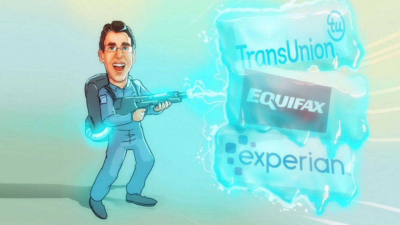 How To Freeze Your Credit With Experian Equifax And Transunion