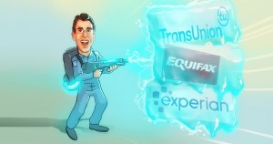 Clark Howard wants you to freeze your credit with TransUnion, Equifax and Experian