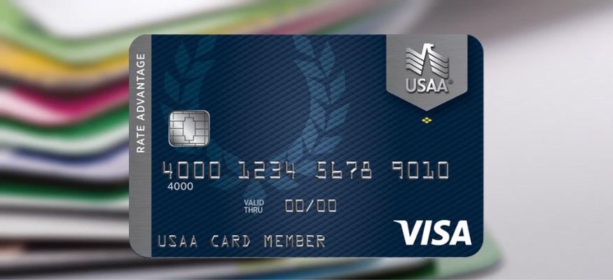 USAA Rate Advantage Card