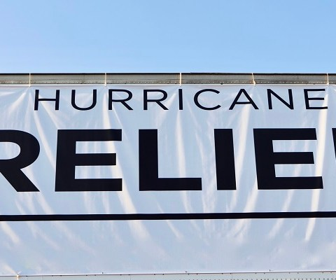 Hurricane Dorian: How to help the victims