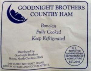ham label