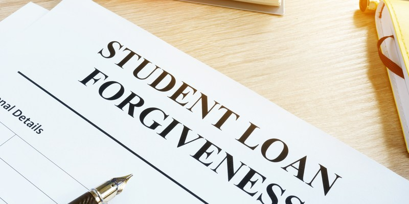 Image result for student loans forgiveness""