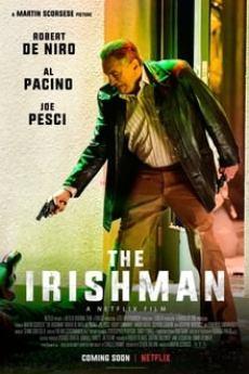 the irishman film poster
