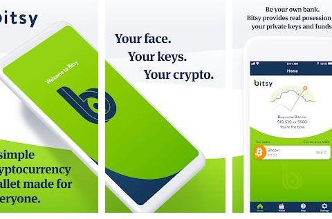 Bitsy app review: A new simple way to buy and store Bitcoin