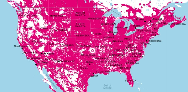 Coverage maps: Find a cheap cell phone plan with the best coverage ...