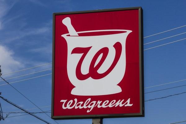 walgreens sign