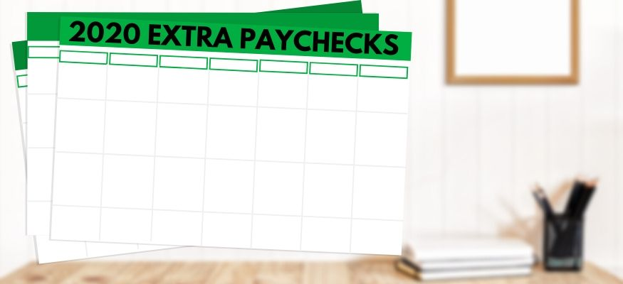 2020 3-paycheck months