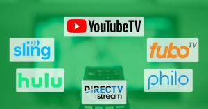 Best Live TV Streaming Services: YouTube TV vs. Hulu vs. Sling vs. Philo vs. fubo vs. DIRECTV STREAM