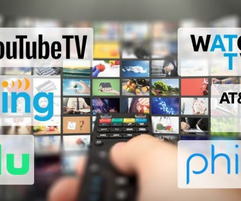 Best Live TV Streaming Services: YouTube TV, Sling TV, Hulu Live and More