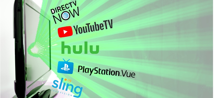 Best streaming TV services: Compare our top picks for cord-cutters
