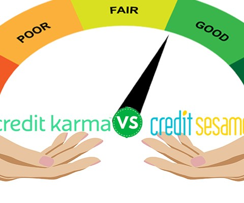 Credit Monitoring Services: Credit Karma vs. Credit Sesame