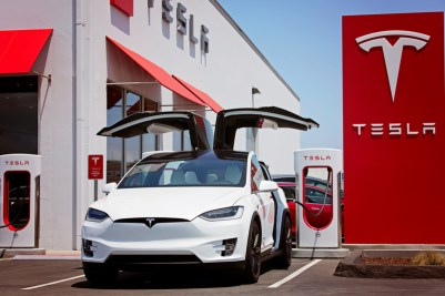 Tesla dealership