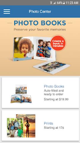 costco app photo center