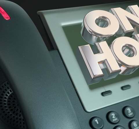 Are your calls being recorded when put on hold?