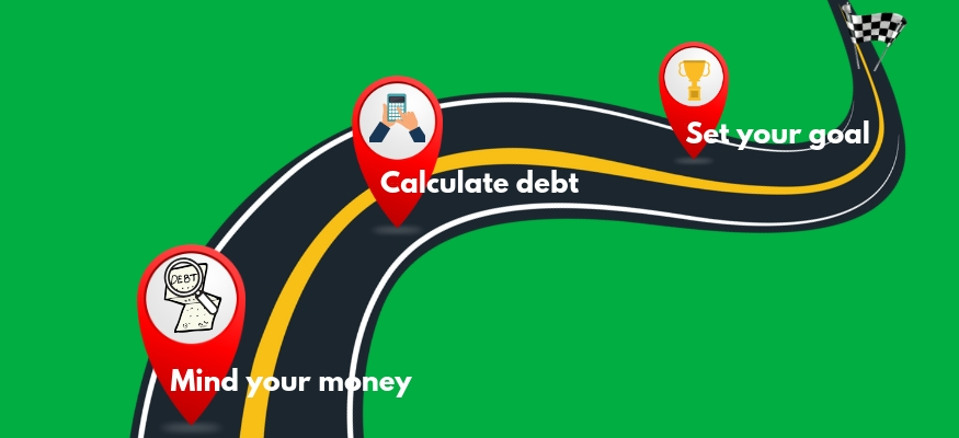 How to get out of debt as quickly as possible