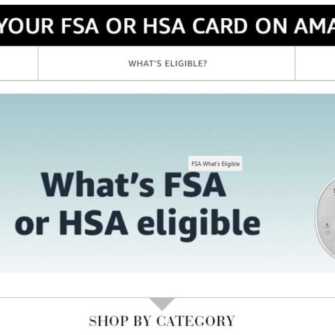 Amazon.com FSA and HSA store