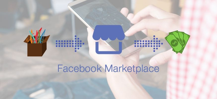 How to sell your stuff on Facebook Marketplace