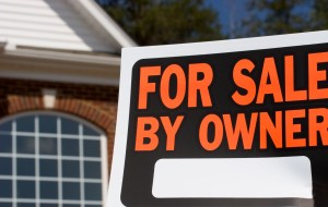 how to sell your house by owner sign in yard