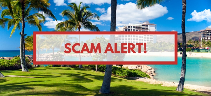 timeshare exit company scam alert