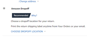 Amazon dropoff location - How to return your Amazon purchases at Kohl's