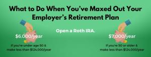 Open a Roth IRA