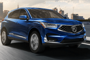 American-made cars of 2019 - Acura RDX