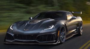 best American-made cars of 2019 - Chevrolet Corvette