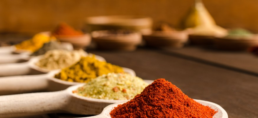 Mix your own spices