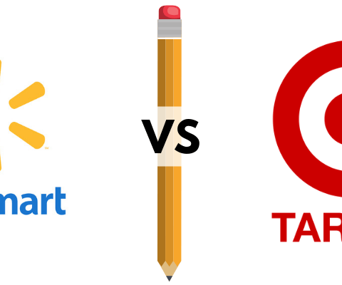 Walmart vs. Target: Back to School prices