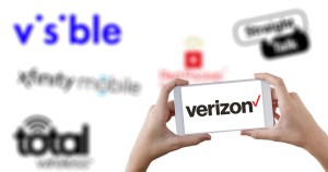 The best Verizon MVNOs are cheap cell phone providers that use Verizon's network and include Visible, Total Wireless, Straight Talk, Xfinity Mobile and Red Pocket Mobile