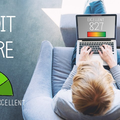 Credit score monitoring
