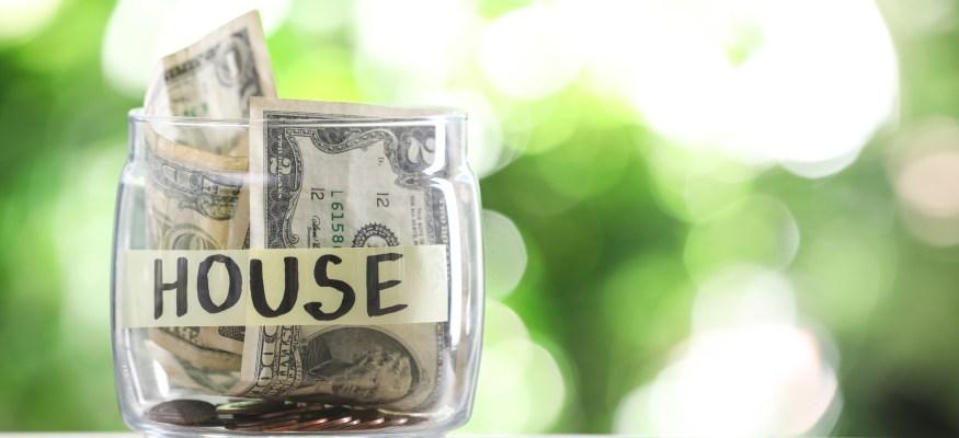 Saving money to buy a house