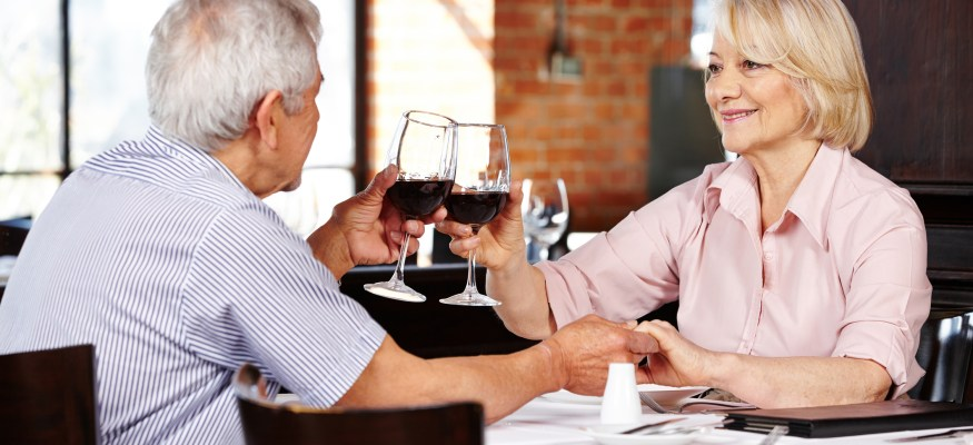 Senior restaurant discounts
