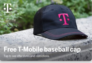 Can T-Mobile Tuesdays really save you money? Free baseball cap