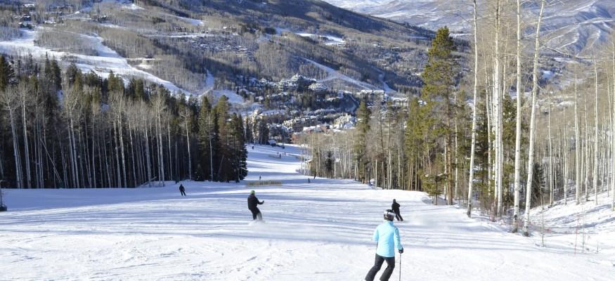Colorado skiing
