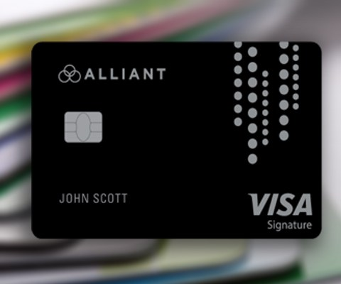 Alliant Credit Card