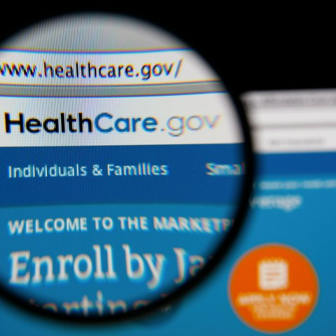 Open enrollment 2020 at HealthCare.gov