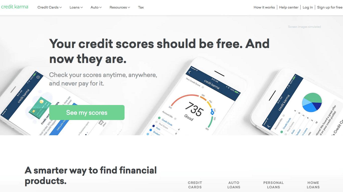 credit karma 1-800 customer service number