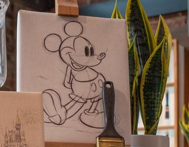 disney drawing