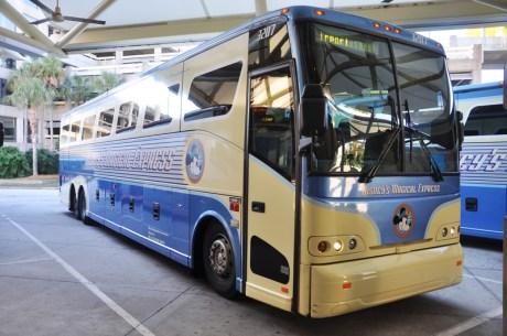 disney airport transportation