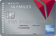 Delta Skymiles Platinum American Express