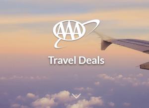 AAA travel deals